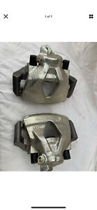 VW GOLF MK4 VAG Audi TT/S3 Front 312mm Calipers &  Brand New Carriers
