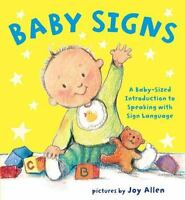 Baby Signs (Board Book)