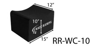 RACE RAMPS 10in Wheel Cribs Pair  P/N - RR-WC-10