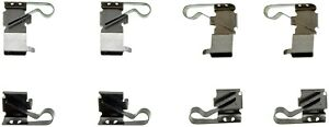 Disc Brake Hardware Kit fits 1987-2000 Toyota Camry Celica Solara  DORMAN - FIRS