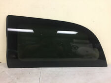 2008-2012 Left DODGE GRAND CARAVAN CHRYSLER TOWN & COUNTRY QUARTER VENT WINDOW