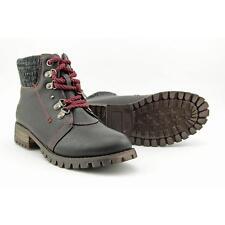 Dirty Laundry Tracker Women US 8 Black Winter Boot Defect  19615