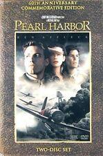 Pearl Harbor DVD 2001 Ben Affleck 2 Disc 60th Anniversary Edition
