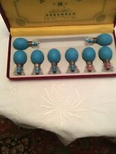 Suction Cups For Alternative Medicin Treatment Cupping.in Presentation Box