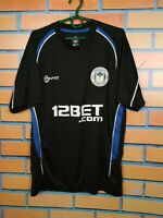 Wigan Athletic Jersey MEDIUM Shirt Football Soccer Trikot Camiseta Mi-Fit