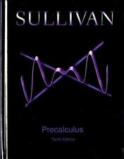 Math paperback college textbooks educational books ebay precalculus by michael sullivan 2015 hardcover 10th edition fandeluxe Choice Image