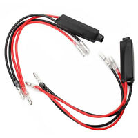 4PCS Motorcycle Turn Signal Indicator LED Load Resistor Flash Blinker Fix E G1T7