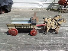 Rich Pull Toy  Save With Ice Circa 1936
