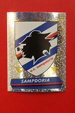 Panini Calciatori 2000/01 N.  571 SAMPDORIA SCUDETTO NEW DA EDICOLA!!
