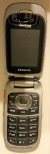 Samsung Convoy 2 - SCH-U660 (Verizon) Rugged Color Flip Cell Phone