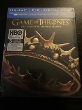 Game Of Thrones: The Complete Second Season Blue Ray Dvd And Digital Copy