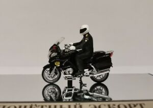 BMW R1200RT Honorary Escort of the FSO of the Russian with a figure 1:43