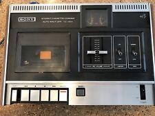 Vintage Sony Tape recorder Model TC-121