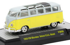 L122 32500 VW05 M2 MACHINE AUTO THENTICS 1959 VW Microbus Deluxe U.S.A. Model YL