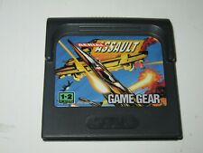 Aerial Assault (Sega Game Gear, 1992)