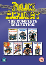 Police Academy: The Complete Collection (DVD) Steve Guttenberg, Kim Cattrall