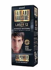 Fair and Handsome Laser 12 Advanced Whitening Multi Benefit Cream 60gm 10 pack.