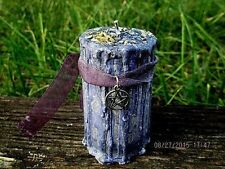 Meditation Candle ~ Witchcraft Candle ~ Wicca Spell Candle ~ Witchcraft Supply