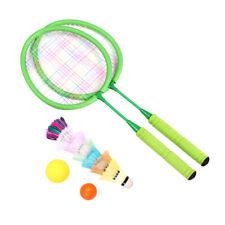 Badminton Tennis Racket Ball Kids Children Outdoor Sports Play Family Game Toys