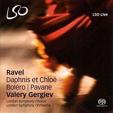 NEW Ravel: Daphnis et Chloe, Bolero, Pavane pour une infante defunte (Audio CD)
