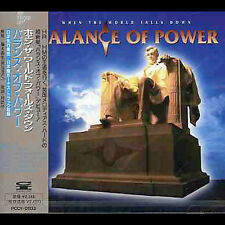 When the World Falls Down 13 by Balance of Power (CD, Jan-2004, Canyon Int'l (J…