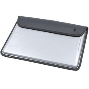 "Crosskase Edge 10"" Tablet iPad Air Sleeve Silver Grey Wallet Case 10in inch"