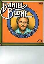 DANIEL BOONE, LP ALBUM RUN TELL THE PEOPLE