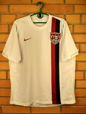 USA Home football shirt 2006 - 2008 size Large soccer lersey nike