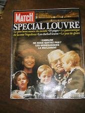 Paris Match N° 2323 2 décembre 1993 Caroline de Monaco Placido Domingo Islam
