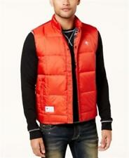 LRG Lifted Quilted Vest Red Mens XL New