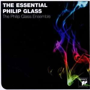 The Essential - Philip Glass CD 88697529862