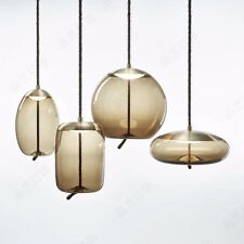 Nordic Modern Brokis Knot Pendant Glass Shade Suspension Ceiling Lamp New