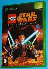 Lego Star Wars - The Video Game - Episodi I II III - Microsoft XBOX - PAL