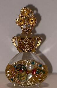 Vintage ADRIAN Designs Perfume Oil. (every Bottle Is Unique!)  -NO BOX.
