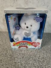 Special Collectors Edition Care Bears 25th Anniversary Bear with DVD