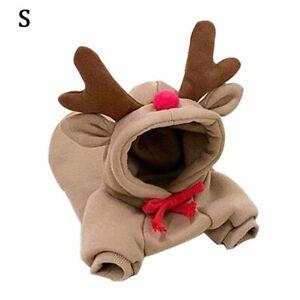 Supplies Warm Coat Dog Jumpsuit Pet Hoodie Fruit Puppy Coat Dog Winter Clothes