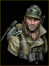 Young Miniatures, German Gebirgsjager, 1942,1/10th Scale, YM1836, Resin Kit