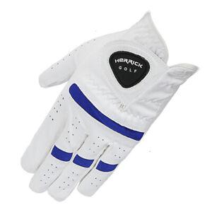 Left Hand Golf Gloves Fabric Soft Fiber Nano Gloves For Golfer Breathable Spo^lk
