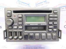 VOLVO V70 C70 S70 SC-805 RADIO CASSETTE CD PLAYER HEAD UNIT NO CODE 3533775-1