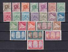 A419 1926 Algeria Ivert 34/56 nuovi linguellati euro 47.-