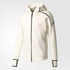 Adidas Z.N.E. Zero-Dye Hoodie Cream BP7102 Jacket Zip Up GYM Jacket BALE SIZE M