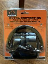 Walker's Noise Canceling Hearing Protection Shooting Safety Range Ear Muffs