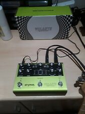 More details for strymon volante, magnetic echo machine delay pedal, made in usa