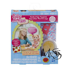 Baby Alive Super Snacks Noodles and Pizza  *  Brand New  *