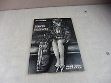 Ancien livre, Douces violences, Loïc Dubigeon, Magic Strip, 1993