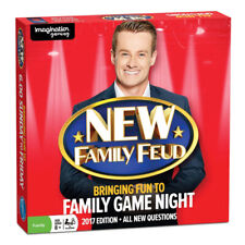 Family Feud Game Night Edition Board Game 2018 Imagination Ages 8 & up