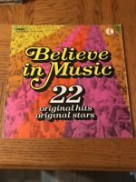 Believe In Music 22 Album