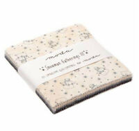 Moda Fabrics Charm Pack - Snowman Gatherings III by Primitive Gatherings