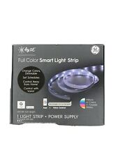 "C By GE Full Color Smart Light Strip 80"" dimmable LED (New In Box)  CLEDSTR20C2"
