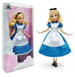 RARE Disney Store Alice In Wonderland Classic Doll